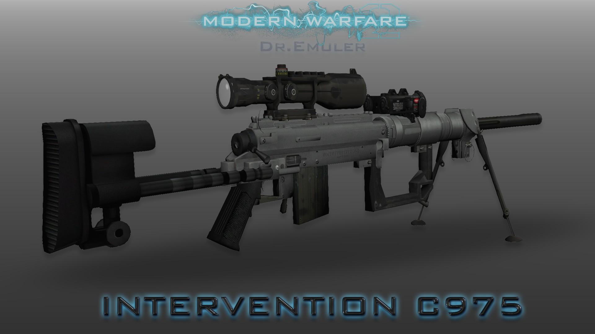 Intervention C975 COD MW2  Interv10