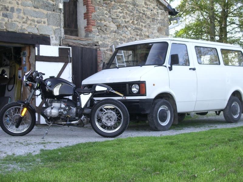 Camionnette pour Bricole et transport XB  Euy10