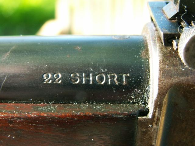 monocoup réglementaire américaine: Winder Musket Winchester... what else? Pict0028