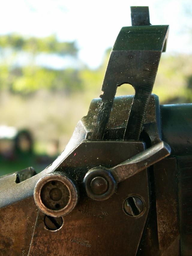 monocoup réglementaire américaine: Winder Musket Winchester... what else? Pict0036