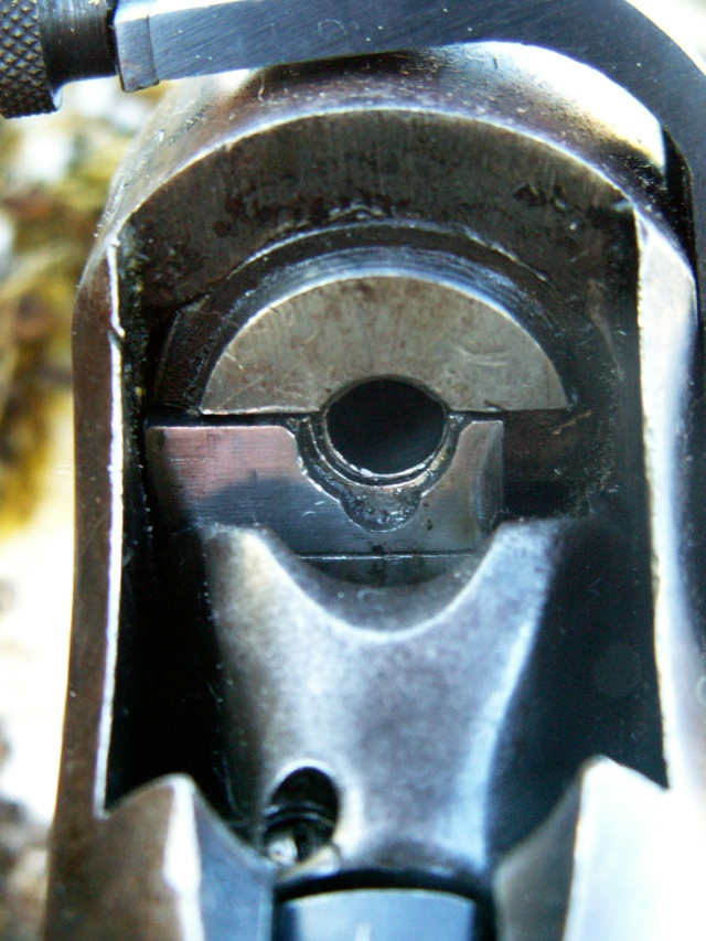monocoup réglementaire américaine: Winder Musket Winchester... what else? Pict0038