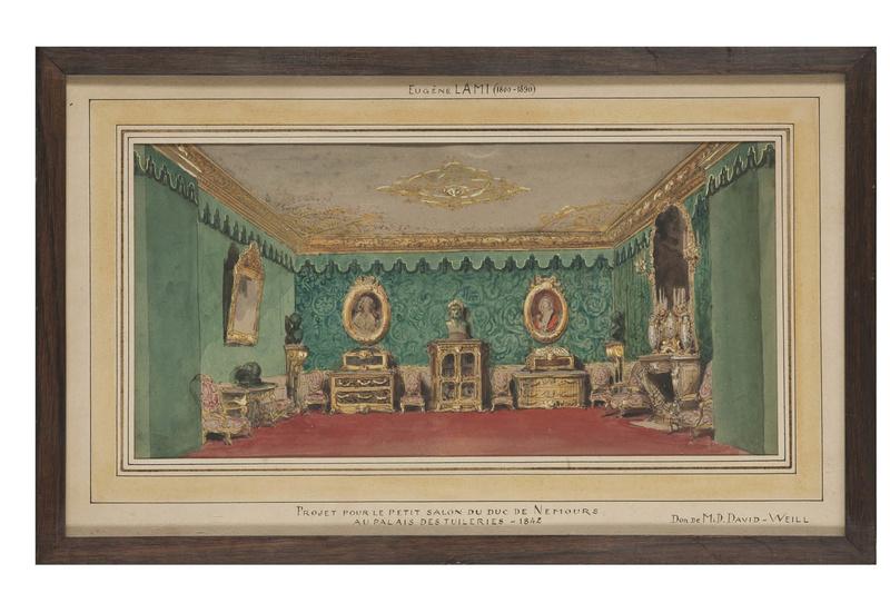 """Exposition """"Sièges en société"""" aux Gobelins - Page 3 32458a10"""