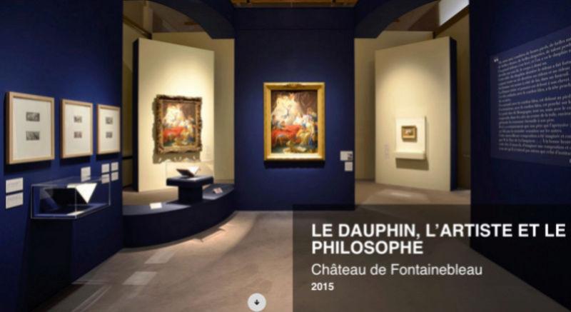 Fontainebleau : expo Le Dauphin, l'artiste et le philosophe - Page 2 D110