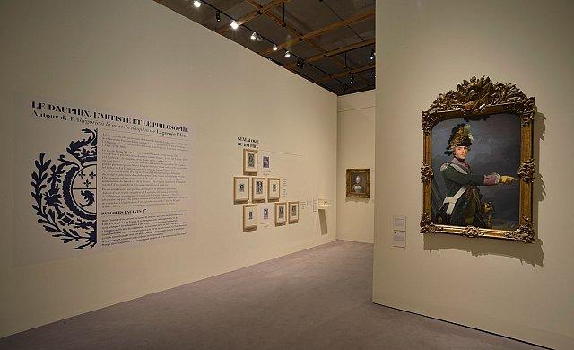 Fontainebleau : expo Le Dauphin, l'artiste et le philosophe - Page 2 D210