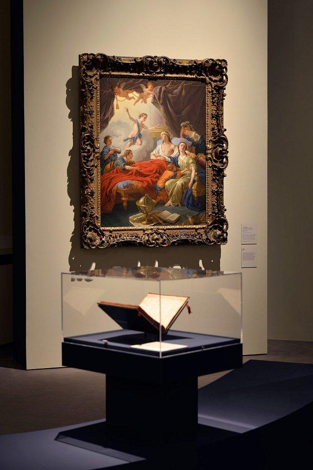 Fontainebleau : expo Le Dauphin, l'artiste et le philosophe - Page 2 D410