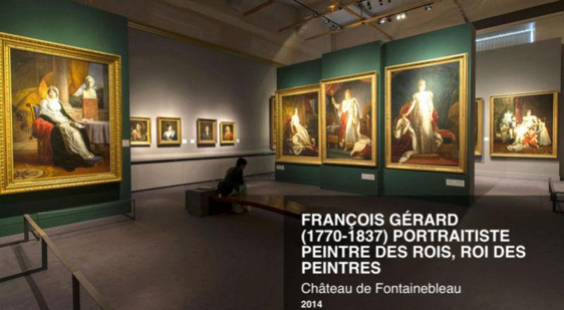 """François Gérard """"Peintre des rois, roi des peintres"""" Gerard10"""