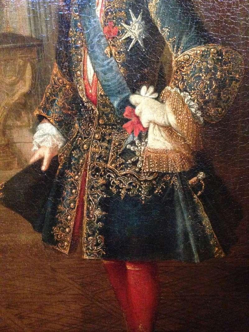 Un Tsar en France, Pierre le Grand et la cour de Louis XV Img_7312