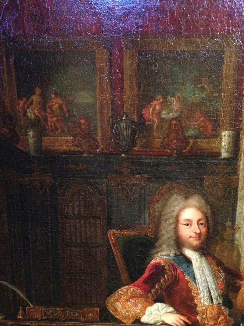 Un Tsar en France, Pierre le Grand et la cour de Louis XV Img_7313