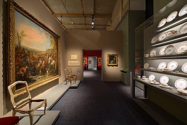 Exposition Louis XV à Fontainebleau en 2016 - Page 2 Louisx13