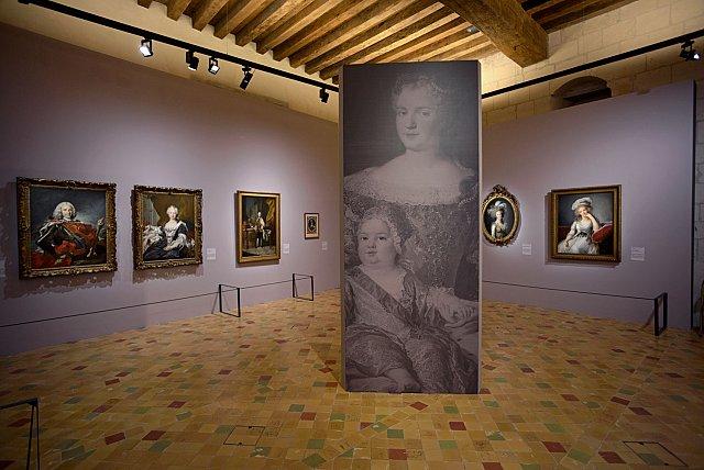 Expo. Le Goût de la parure à la Cour. XVIIe -XIXe siècles Parure12