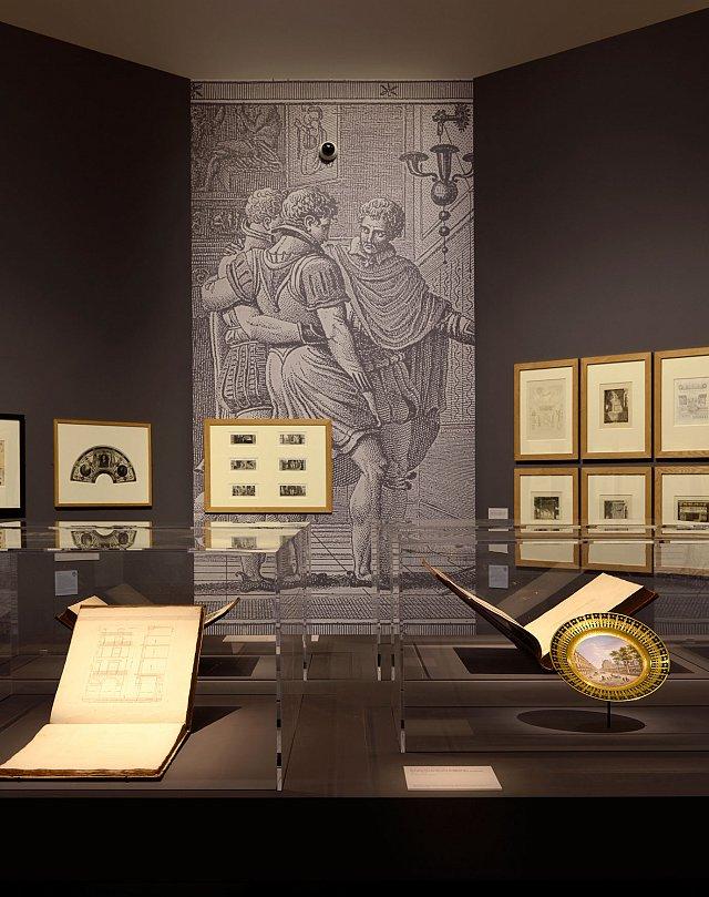 Fontainebleau : exposition Charles Percier, en 2017 Perc210