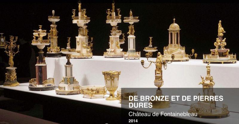 Exposition : Le surtout offert par Charles IV à Napoléon 1er S110
