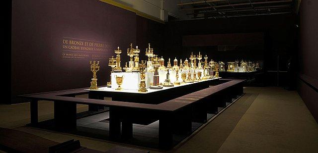 Exposition : Le surtout offert par Charles IV à Napoléon 1er S510