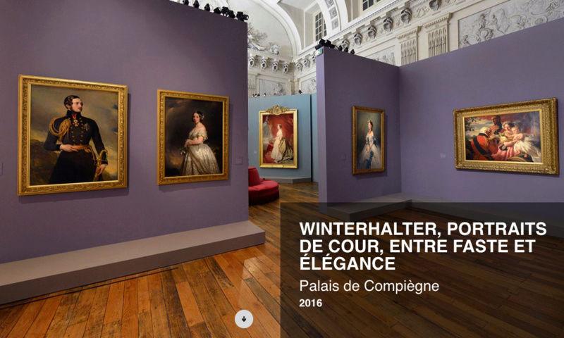 Exposition Franz Xavier Winterhalter, Compiegne Winth110
