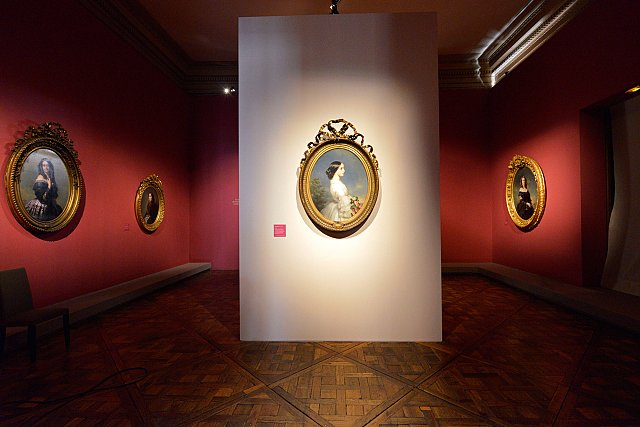 Exposition Franz Xavier Winterhalter, Compiegne Winth410