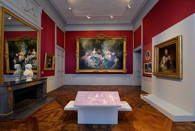 Exposition Franz Xavier Winterhalter, Compiegne Winth610