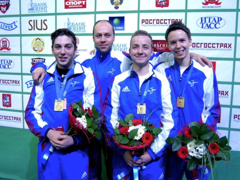 JOJ  et Championnats d'Europe Moscou 2014 - Page 2 Dscn8410
