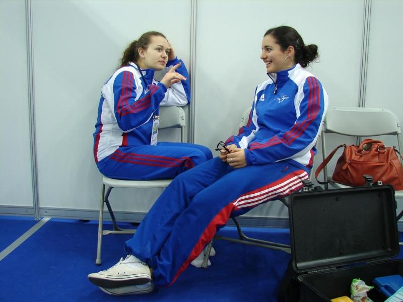 JOJ  et Championnats d'Europe Moscou 2014 E8854610