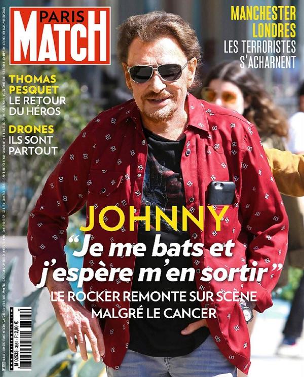 Johnny dans la presse 2018 - Page 16 17060710