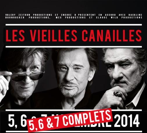 Les Vieilles Canailles 77716410