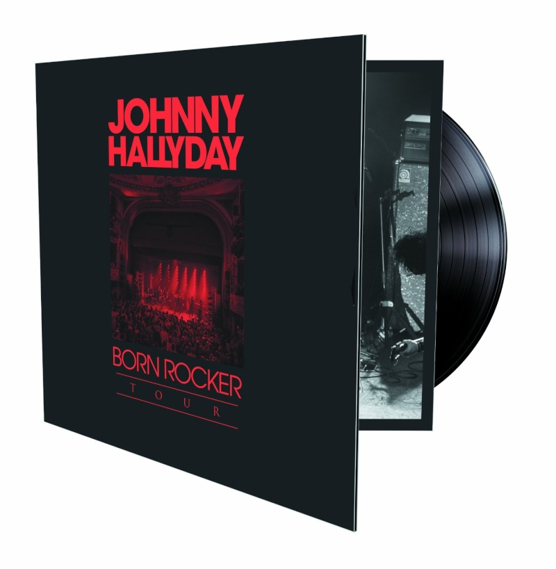 Dvd / Cd / Vinyle - Born  Rocker Tour 81vunz10