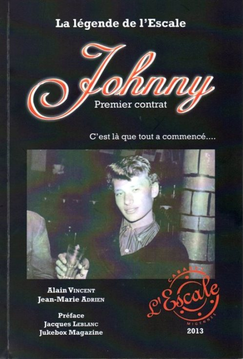 Les Livres sur Johnny Premie15