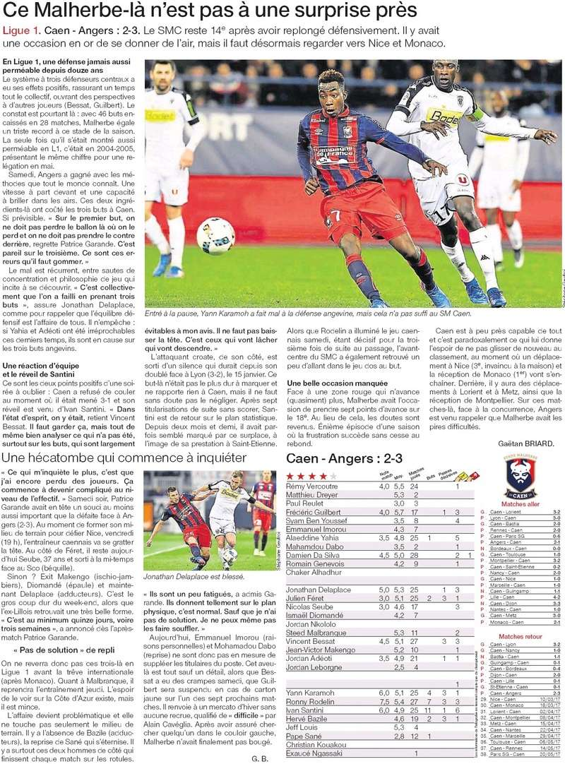 [28e journée de L1] SM Caen 2-3 Angers SCO Smc-sc10