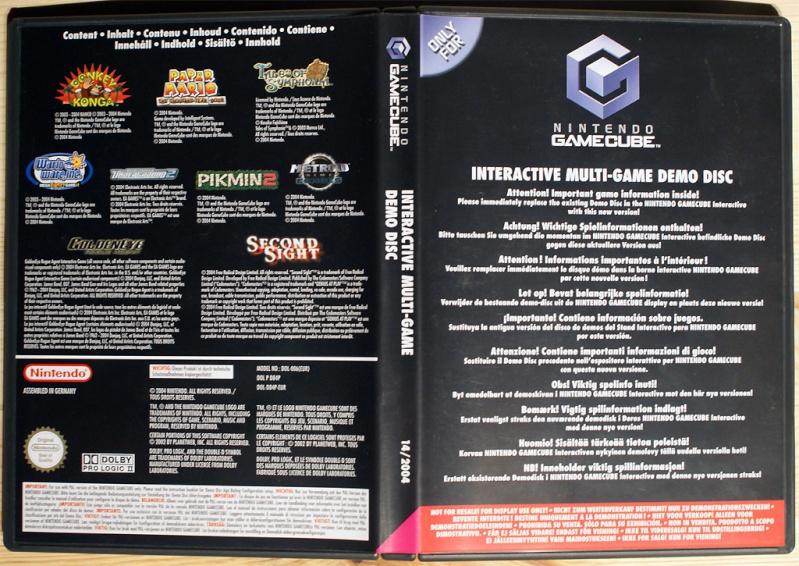 Goodies, démo, etc sur gamecube Gamecu11