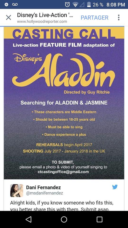 Aladdin [Disney - 2019] - Page 2 17203210