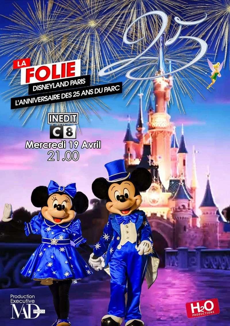 [C8] La Folie Disneyland Paris : L'Anniversaire des 25 ans du Parc (19 avril 2017) Fb_img12