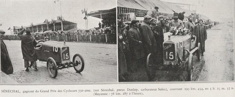 Senechal cyclecar - Page 12 11391510