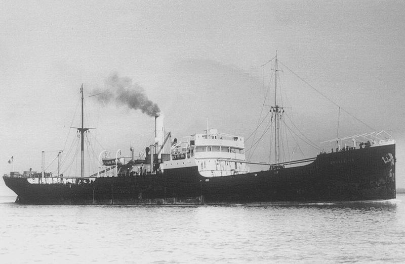 Navires marchands belges coulés lors de la 2ème guerre - Page 6 Bruxel10