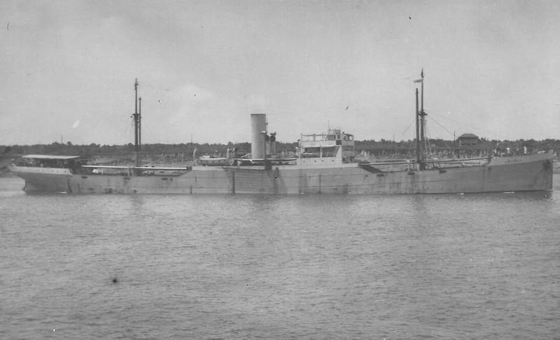 Navires marchands belges coulés lors de la 2ème guerre - Page 6 Kasong10