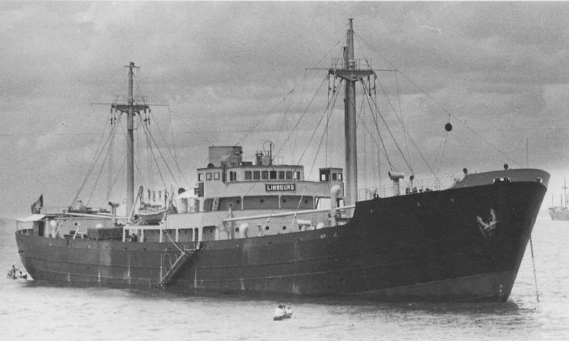 Navires marchands belges coulés lors de la 2ème guerre - Page 6 Limbou10