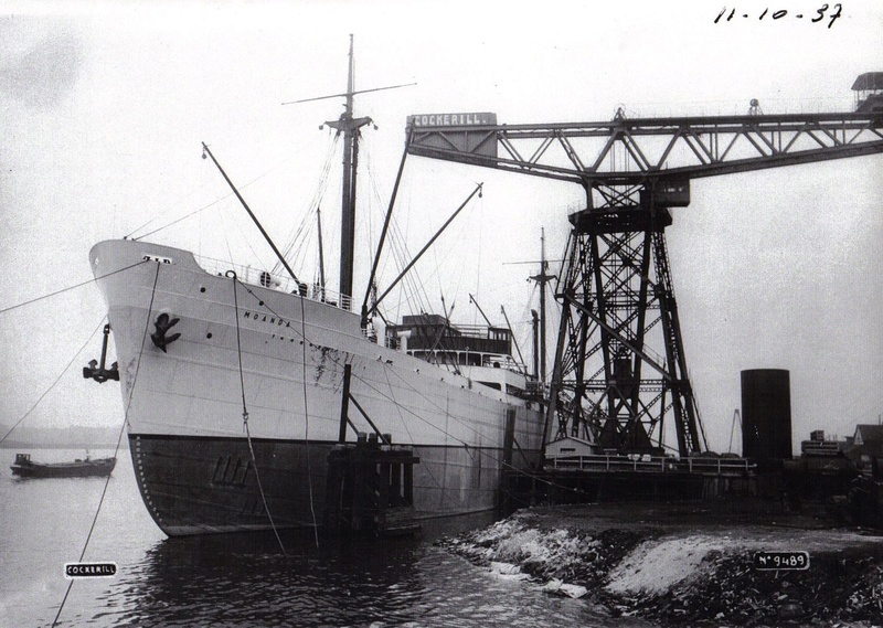 Navires marchands belges coulés lors de la 2ème guerre - Page 6 Moanda10