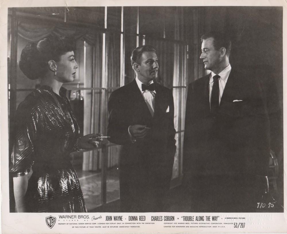 L'Homme de Bonne Velonté -  Trouble Along The Way - 1953 - Page 2 A_way137
