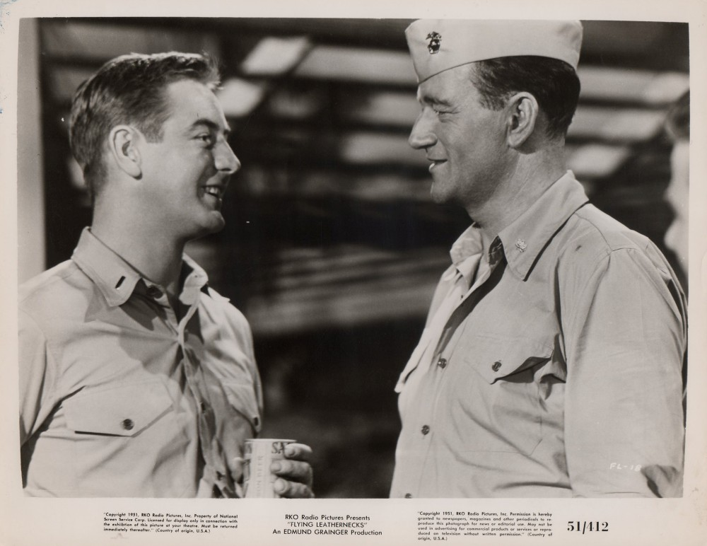 Les Diables de Guadalcanal - Flying Leathernecks - 1951 - Page 2 A_way170