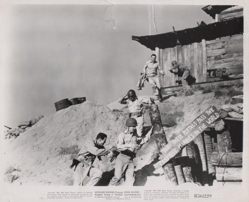 Les Diables de Guadalcanal - Flying Leathernecks - 1951 - Page 2 A_way616