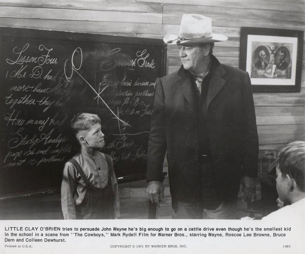 Les cowboys - The Cowboys - 1972 - Page 3 A_way696