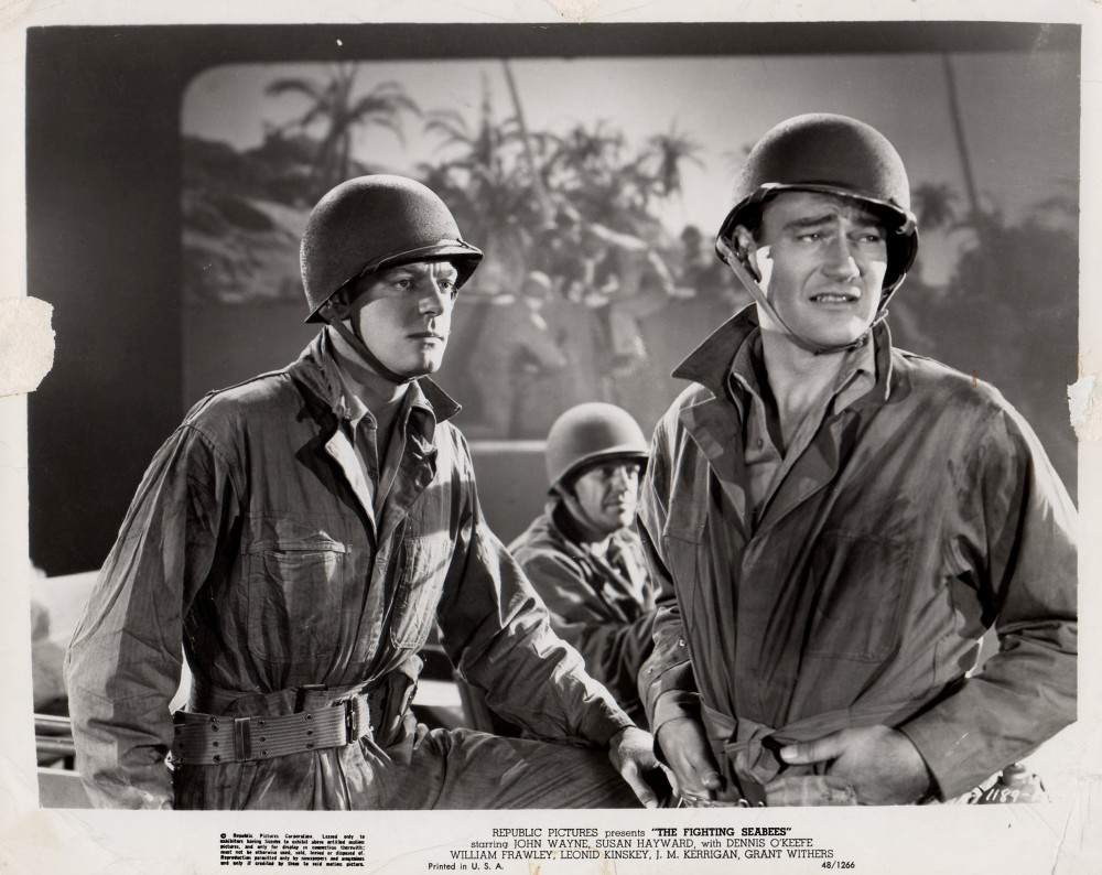 Alerte aux Marines - The Fighting Seabees - 1944 A_way846