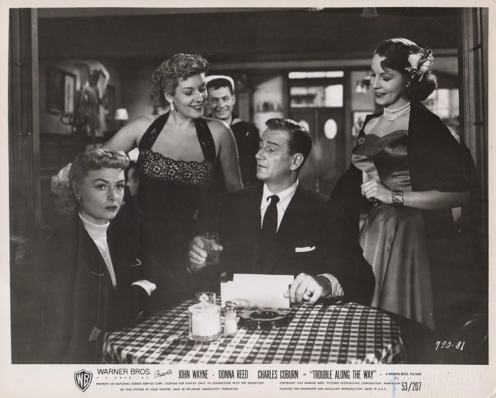L'Homme de Bonne Velonté -  Trouble Along The Way - 1953 - Page 2 A_way960