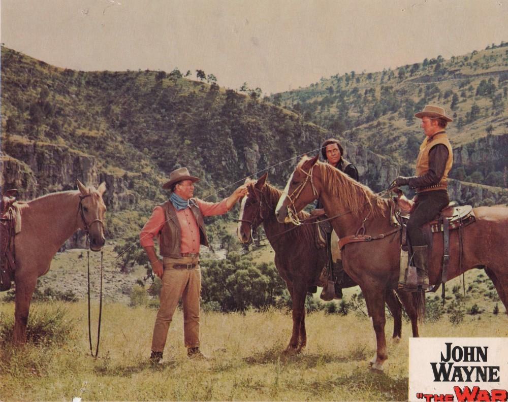 La Caravane de Feu - The War Wagon - 1966 A_wayn53