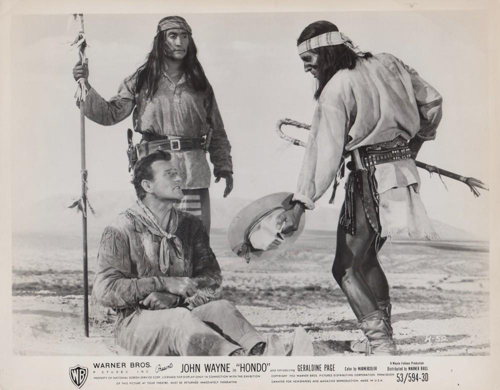Hondo, l'Homme du Désert - Hondo - 1955 - Page 2 Wayn1021