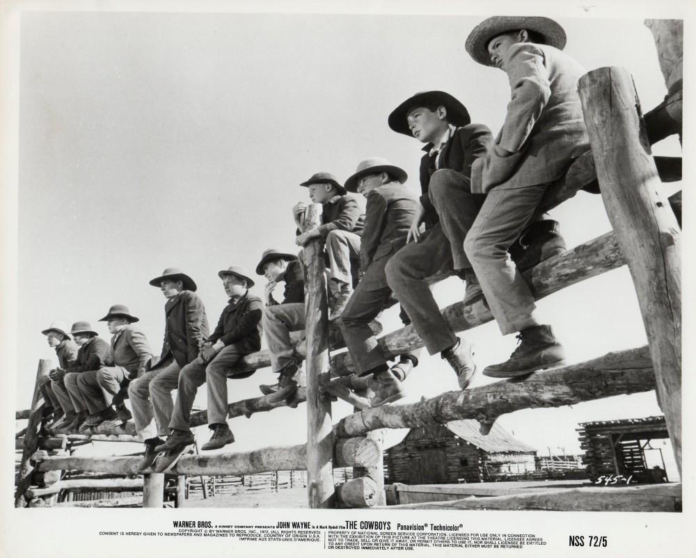 Les cowboys - The Cowboys - 1972 - Page 3 Wayn1039