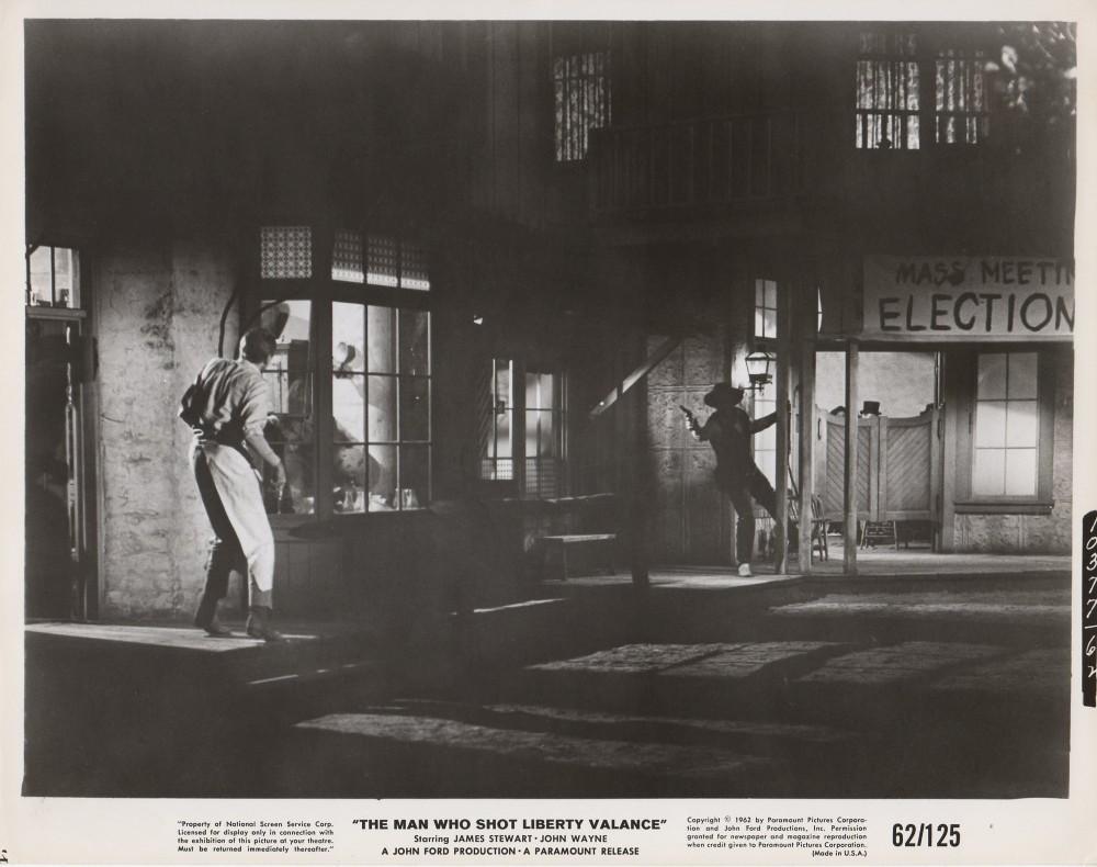 L'homme qui tua Liberty Valance-The Man Who Shot ... - 1962 - Page 3 Wayn1043