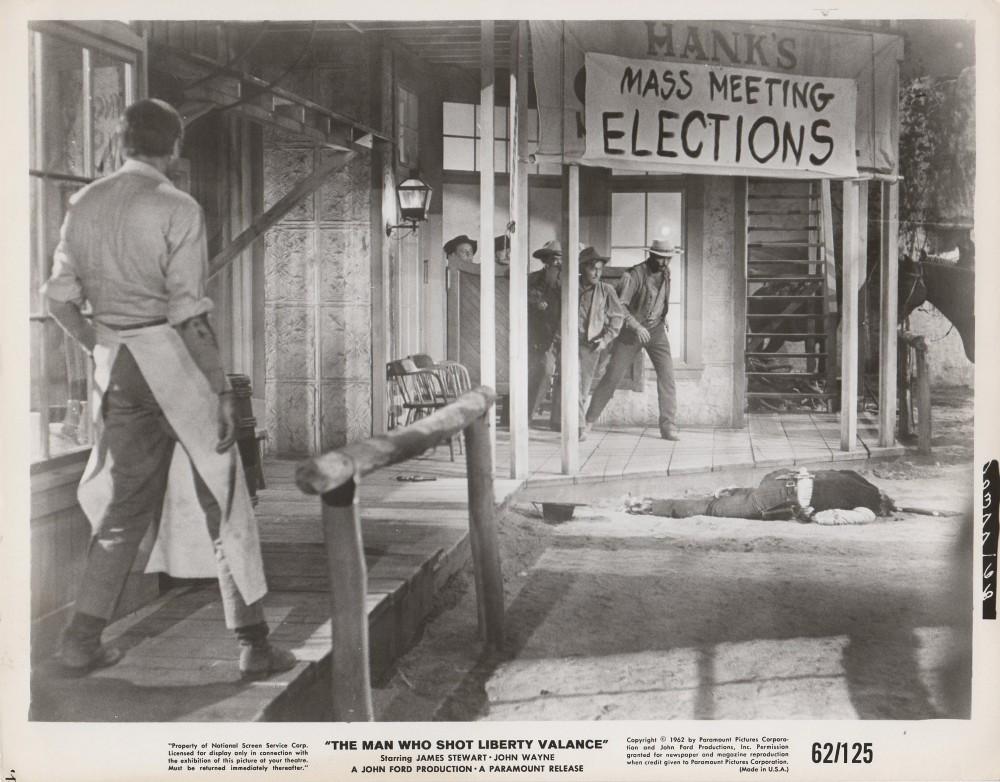 L'homme qui tua Liberty Valance-The Man Who Shot ... - 1962 - Page 3 Wayn1067