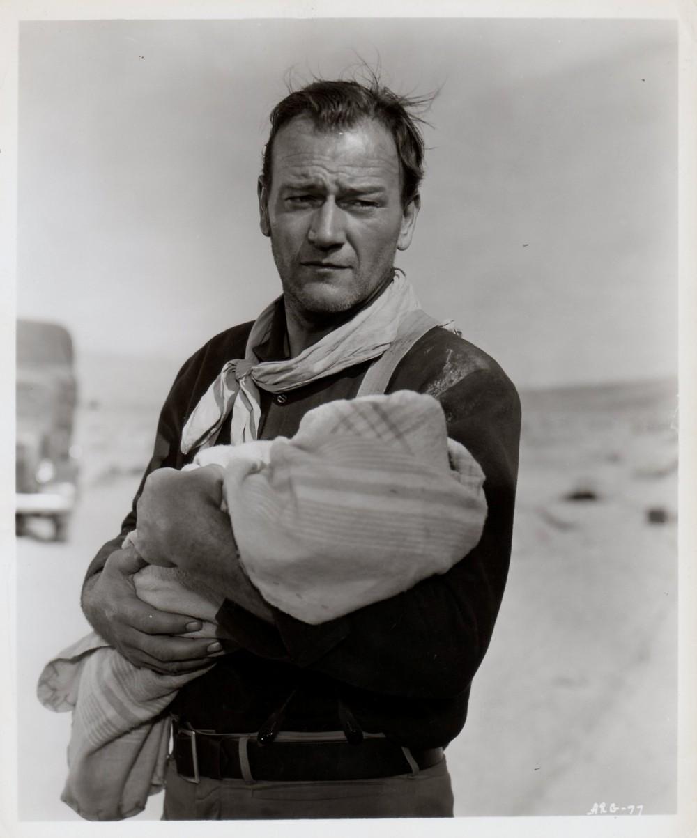 Le fils du désert - Three godfathers - 1948 - Page 2 Wayne119