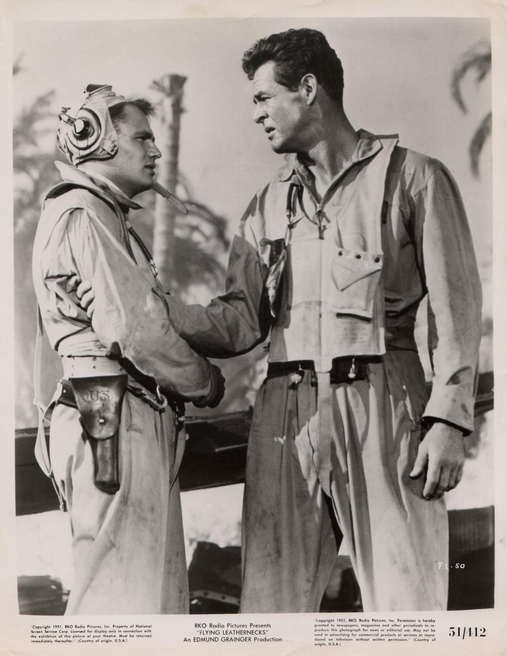 Les Diables de Guadalcanal - Flying Leathernecks - 1951 - Page 2 Wayne346
