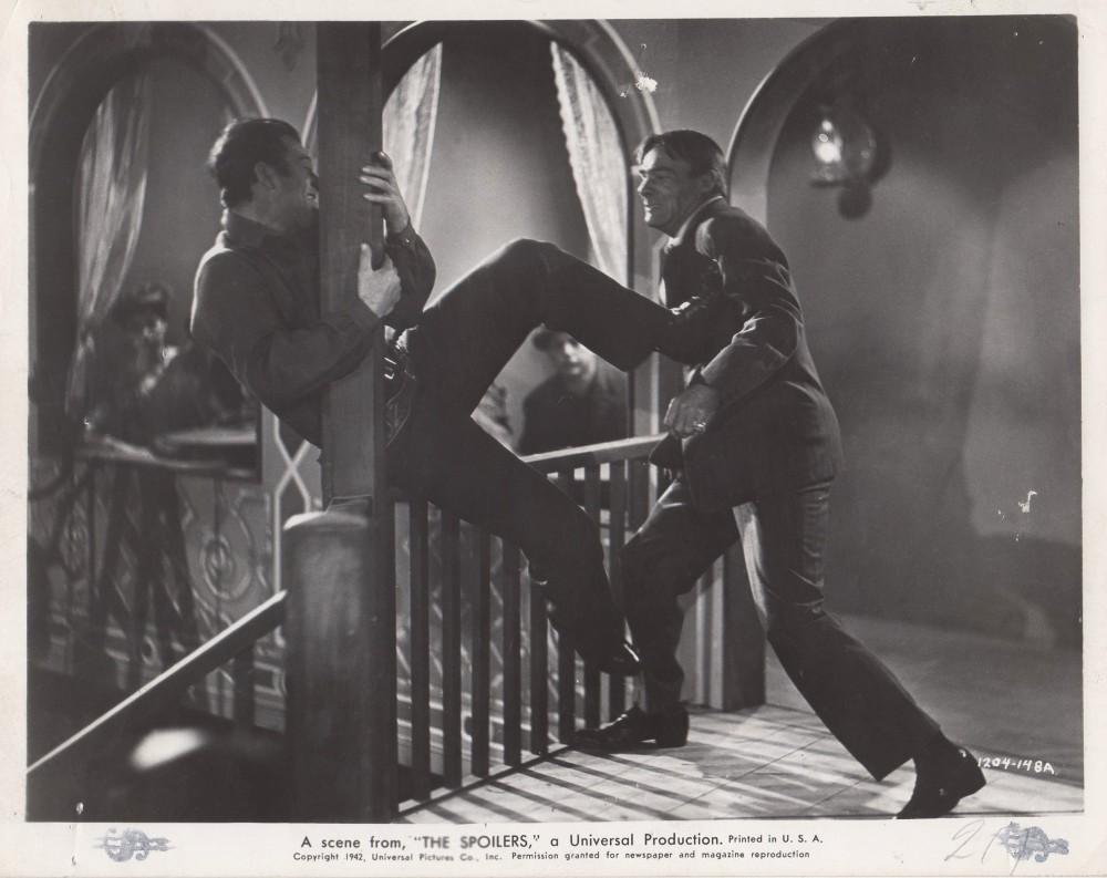 Les écumeurs - The Spoilers - 1942 - Page 2 Wayne378