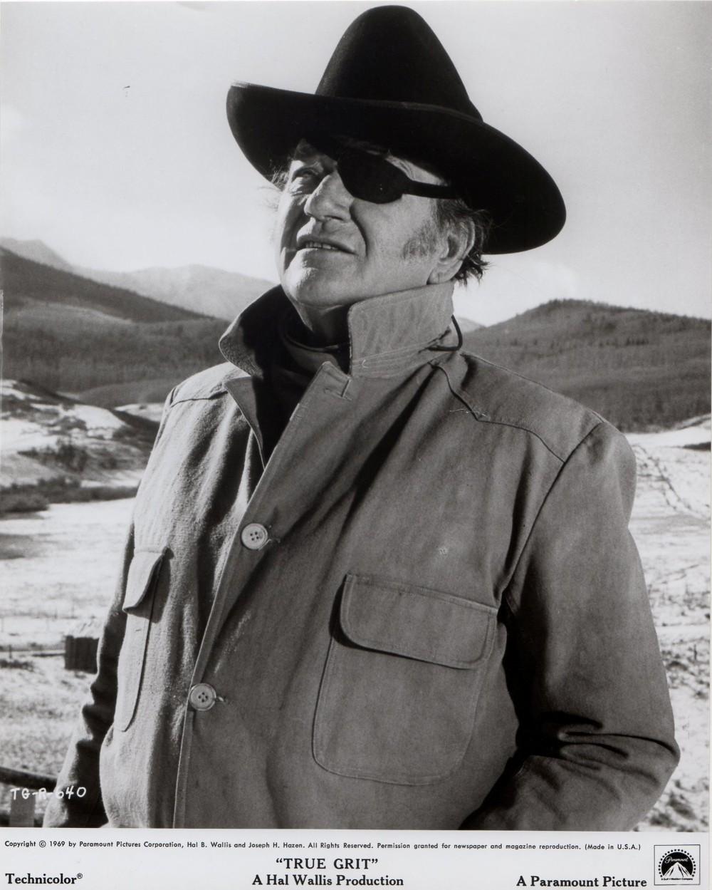 100 $ pour un shériff - True Grit-1969 - Page 2 Wayne524